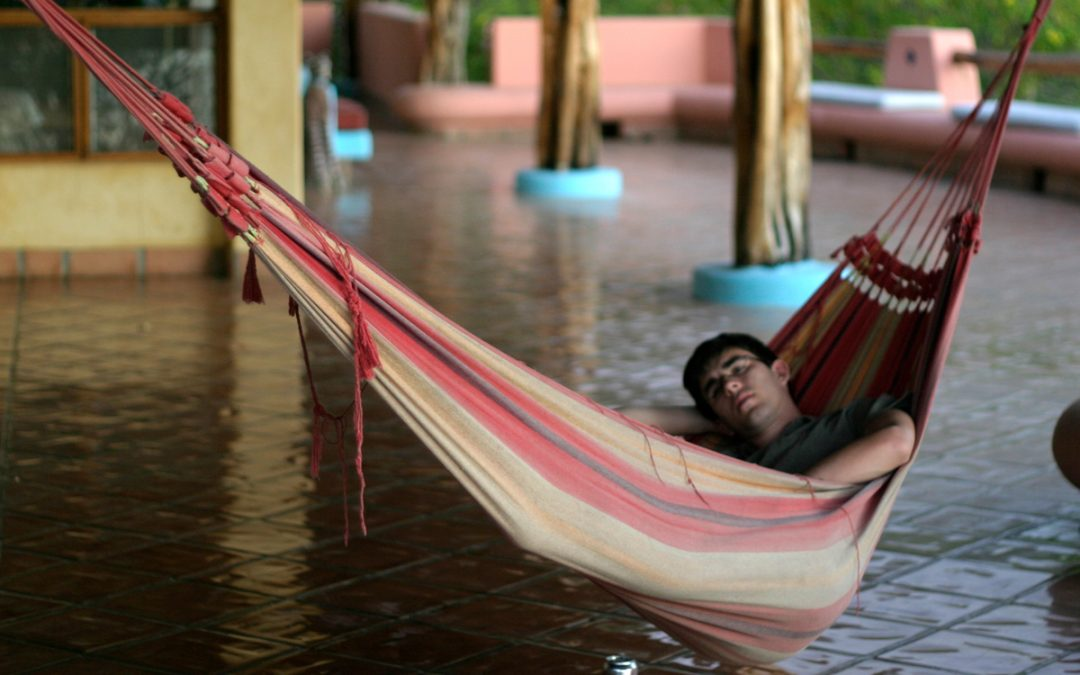Finding the Best Way to Sleep in Your Hammock